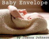 Pattern PDF- Baby Envelope