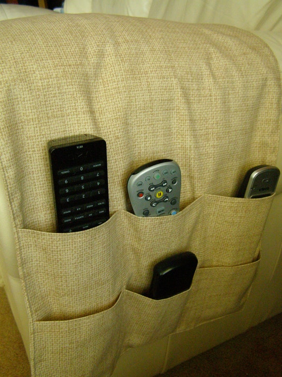 organizer caddy tv remote control holder 6 by thescrapbasket. Black Bedroom Furniture Sets. Home Design Ideas