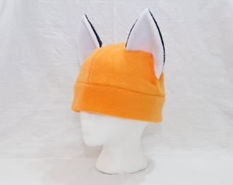 Fox Hat Long Ear Tips