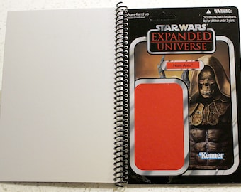 Nom Anor Recycled Vintage Style Star Wars EU Notebook