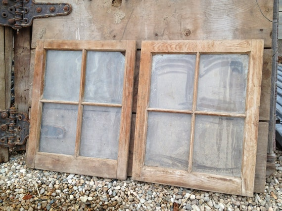 Items Similar To Reclaimed 100 Year Old Barn Wood Window