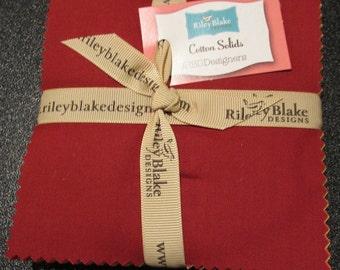 Riley Blake Cotton Solids