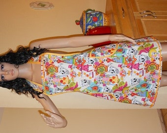 Day of the Dead Women's  Apron