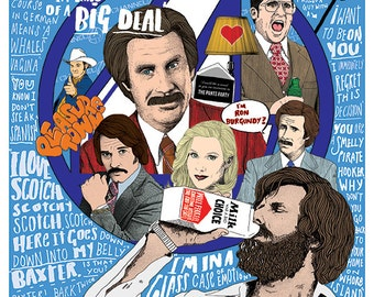 Anchorman: The Channel 4 News Team