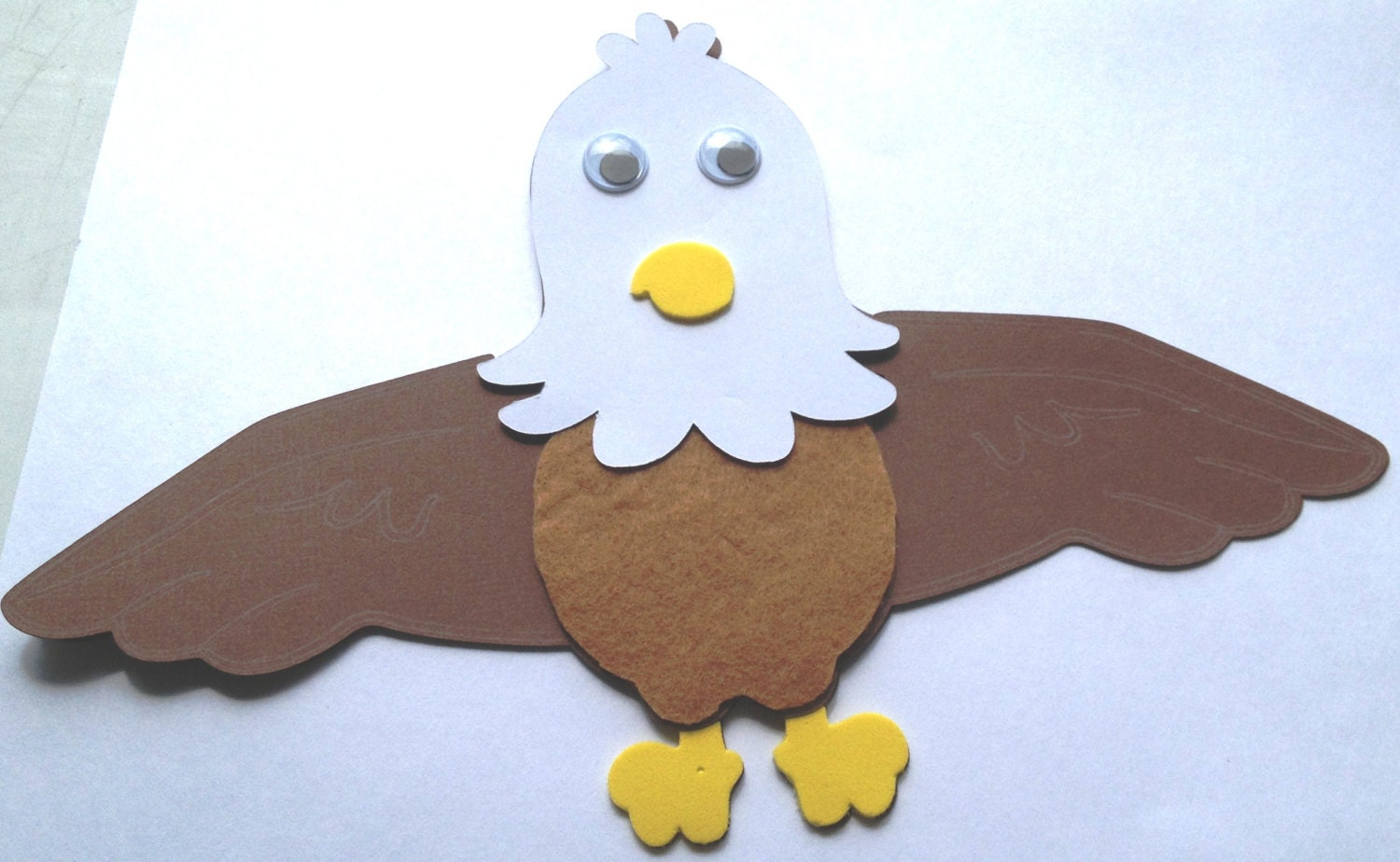 Eagle Craft Kit For Kids