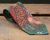 Vintage Ralph Lauren Polo Silk Tie FREE SHIPPING