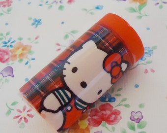 Hello Kitty Checked Eraser.1988
