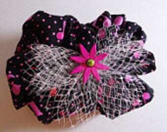 Lolita Handmade in Tokyo Barrete. Japanese Fashion