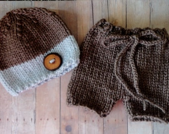 Baby Accessories, Hat, Baby Boys' Clothing, Baby Girls' Clothing, Handmade, Handknit, Baby Photo