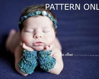 crochet patterns, knitting patterns, wristlets crochet pattern, newborn photo prop patterns, baby girl patterns, knitting patterns for girls