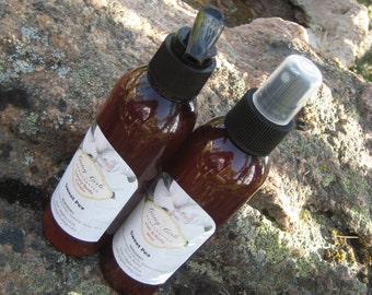 Cream All Natural Body Cream  Sweet Pea Spray  Paraben Free Aromatherapy 8 OZ