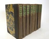Vintage Guy De Maupassant Books Copyright 1911