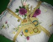 Vintage Style Handkerchief