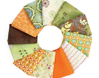 Tropicalia Fat Quarter Bundle by Pat Bravo for Art Gallery Fabrics