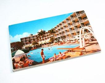 25  Vintage Florida Chrome Postcards Blank - Wedding Guest Book