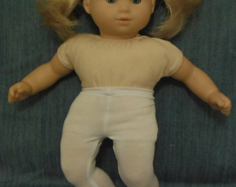 15 inch Doll Clothes fits American Girl Bitty Baby Tights - Various Colors