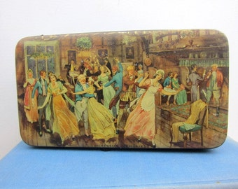 Thorne's Toffee Tin, Dickensian Memories