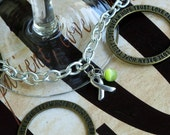 Lyme Disease, Babesia, Celiac Disease Awareness Bracelet