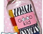 PRINTABLE Kid Reward Jar Labels