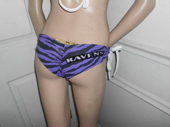 BALTIMORE RAVENS SUPERBOWL jazz hip hop  boyshorts set with bikini top  sexy mini clubwear dress stripper exotic dance gogo rave
