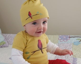 Gender Neutral Baby, Baby Clothes,One Piece Bodysuit, Organic Cotton, infant through 18 months sizes, fun baby clothes