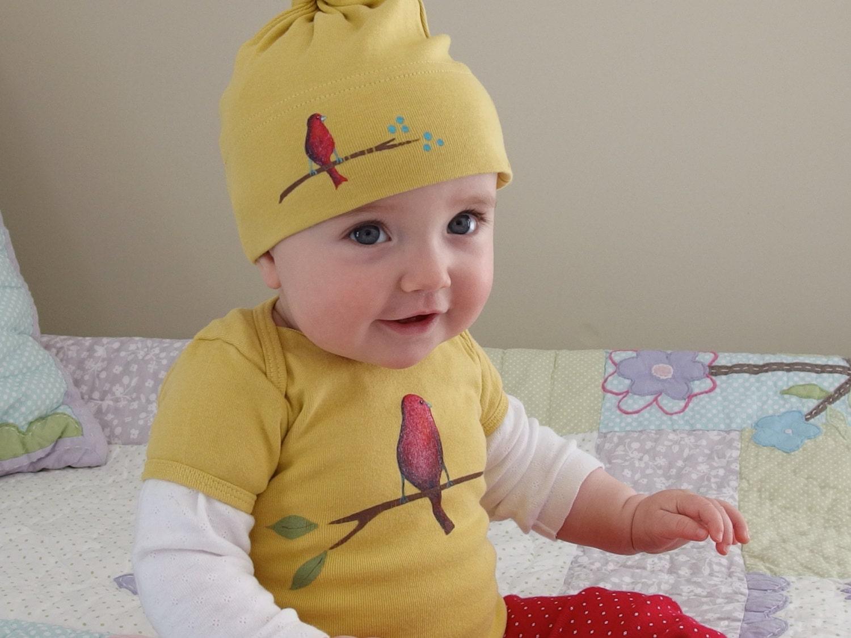 Gender Neutral Baby Baby Clothes e Piece Bodysuit Organic