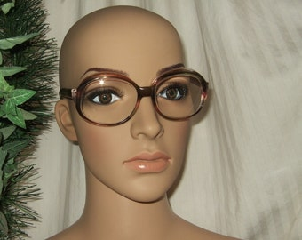 Vintage eyeglasses glasses specs eyewear eyeglass frames Brillen Modelli Erica made in Spain Sunglasses sunglass frames oversize glasses