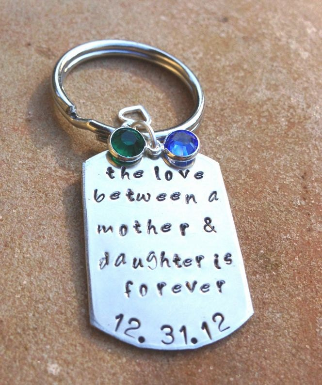 Mother Daughter Gifts Love Between A Mother And Daughter Is