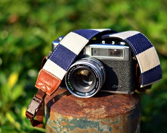 Discounted Blueie Camera Strap suits for DSLR / SLR with Quick Release Buckles