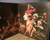 Vintage Jimmy Buffet Son of a Sailor album lp, 1978, parrothead, man cave barware bar decor, concert party