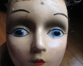 RESERVED  Very Old Boudoir Doll