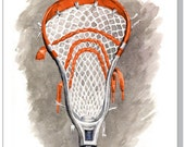 lacrosse note cards