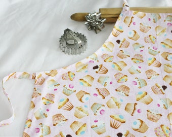 Cupcakes N Candies Adult Apron