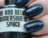 "Time and Relative Dimension in Space from ""The Doctor Is In"" Collection 15ml 5-Free"