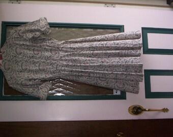 Vintage 1950's Dress - Size 9