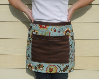 Ladies Half Apron