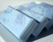 Lilac Soap - True Lilac Scent - Purple and Blue Soap - Summer Soap - Homemade Soap - Hoooked Soap - Bar Soap - One Quarter Pound Soap