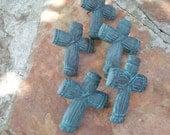 Cast Iron Cross Nails