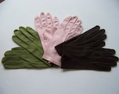 SALE Viintage Ladies Gloves