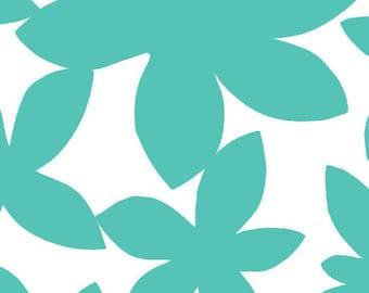 Half Yard Glimma Marby in Jade, Lotta Jansdotter, Windham Fabrics, 100% Cotton Fabric, 35382-7
