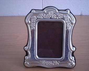 Handmade Sterling Silver Photo Picture Frame 85 4x6 GB new