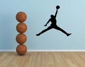 Michael Jordan, Do It, Basketball, Bulls - Decal, Sticker, Vinyl, Wall, Home, Boy's Bedroom, Sports Decor