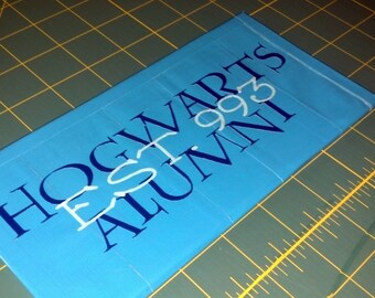 Hogwarts Alumni Duct Tape Wallet