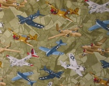 Popular Items For Airplane Fabric On Etsy