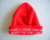 Maxwell House Instant Coffee Good To The Last Drop Red Beenie