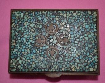 Mosiac Jewelry Box