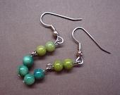 Gresham - beaded earrings