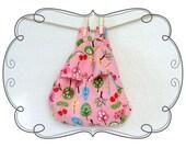 Toddler/Kids Pink Woodland Backpack