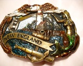 New England Belt Buckle