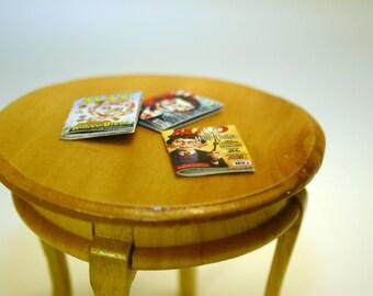 Miniature MAD Magazines